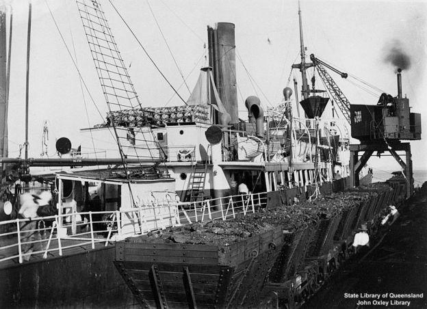 Calulu at Urangan, 1929