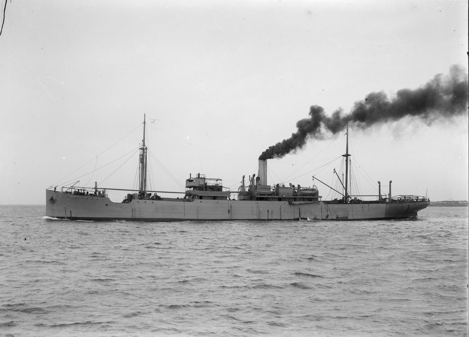 Calulu, exOsnabruck, about 1920