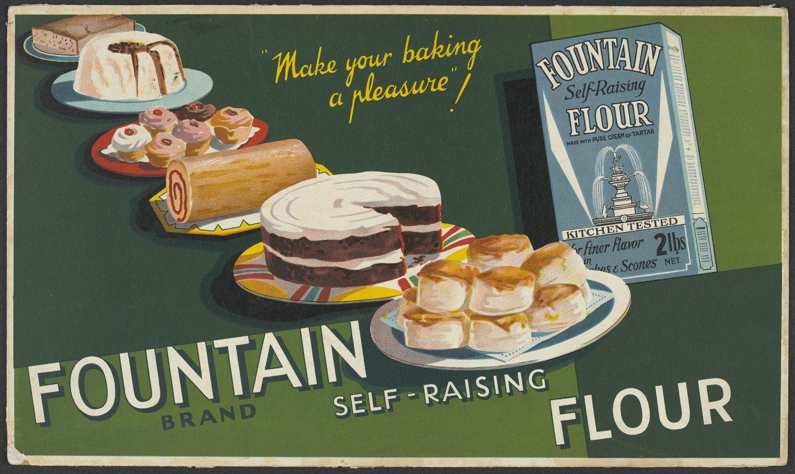 Flour 1910 Australia