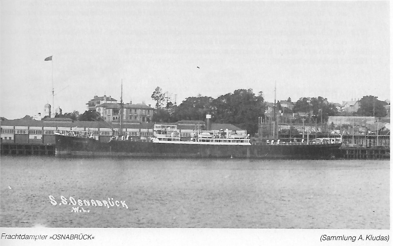 SS Osnabruck 1907