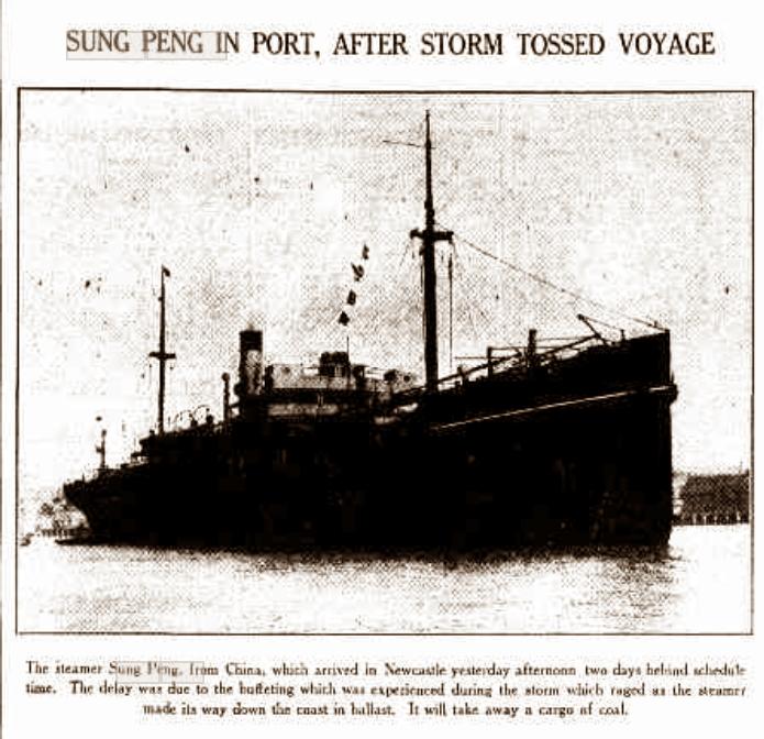 SungPeng, ex-Calulu, ExOsnabruck, 1934