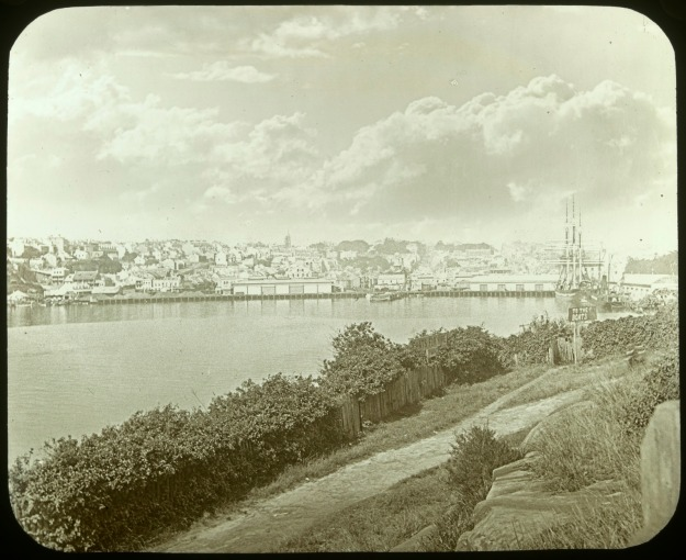 Woolloomooloo Bay, before 1915
