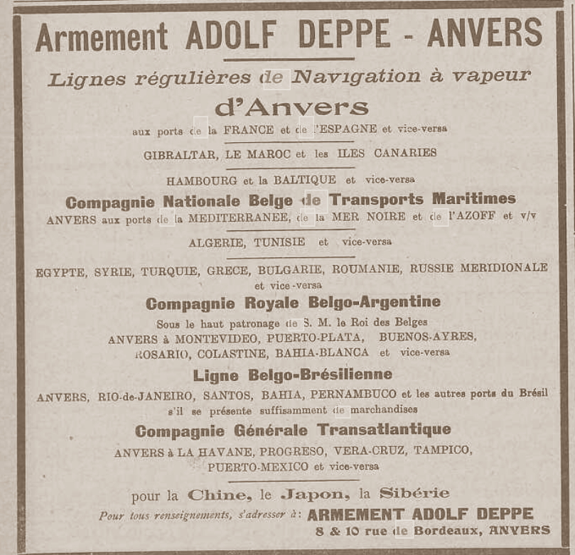 Armement Adolf Deppe