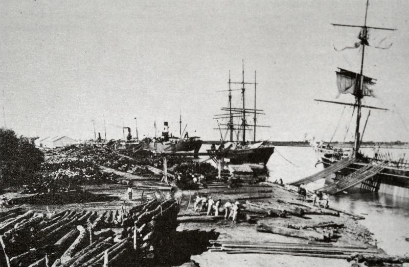 Colastine Hafen