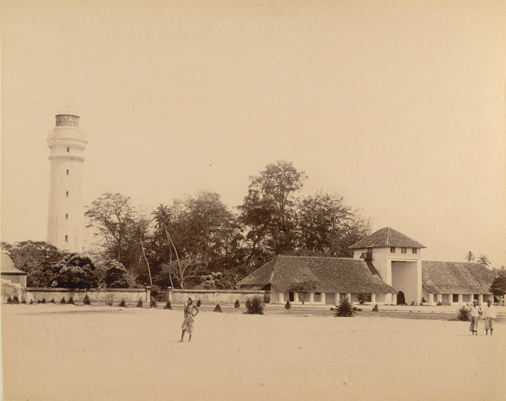 Alleppey 1900, Lighthouse