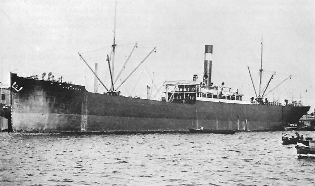 steamer Augsburg 1896