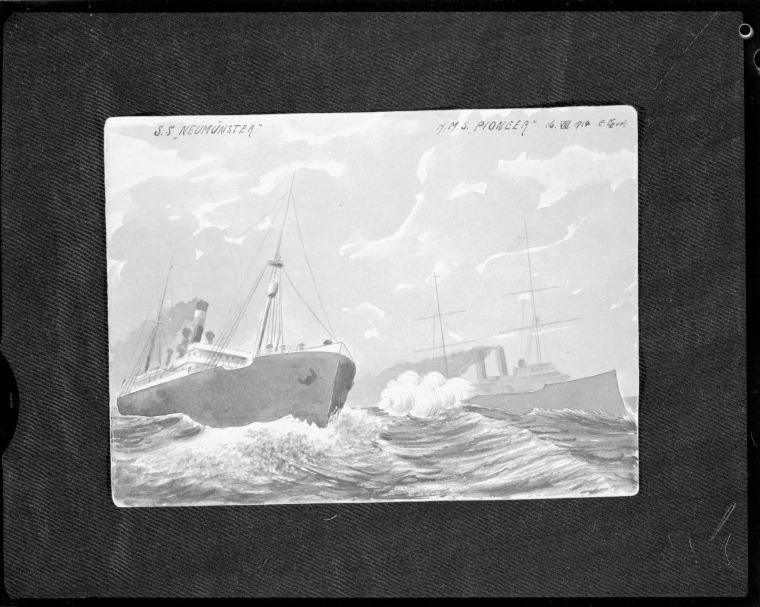 Dampfschiff Neumünster (1907)