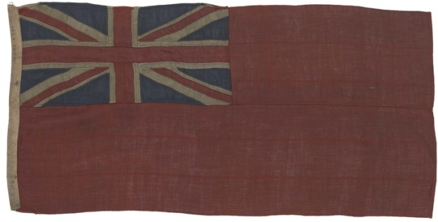 Red Ensign 1914
