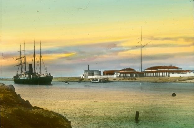 Suez canal 1915