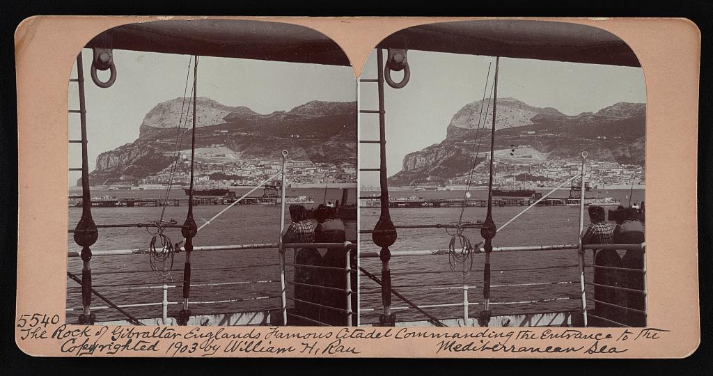 Gibraltar 1903