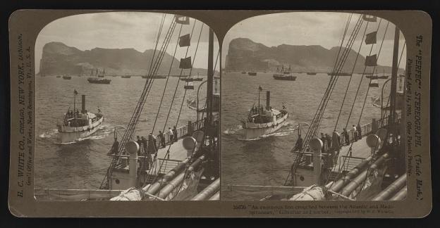 Gibraltar photo 1907