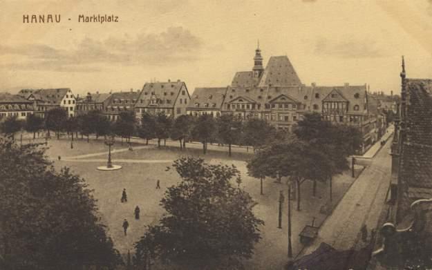 Hanau Germany 1919