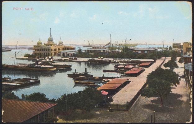Port Said 1915
