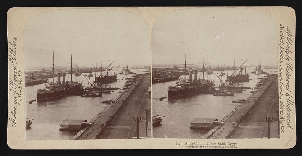 Port Said 1898