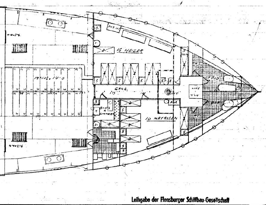 Reichenbach, 1907, Generalplan, FSG Flensburg