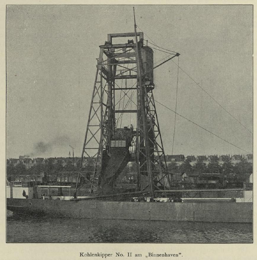Kohlenkipper II Binnenhaven Rotterdam