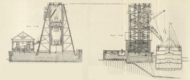 Kohlenkipper Rotterdam