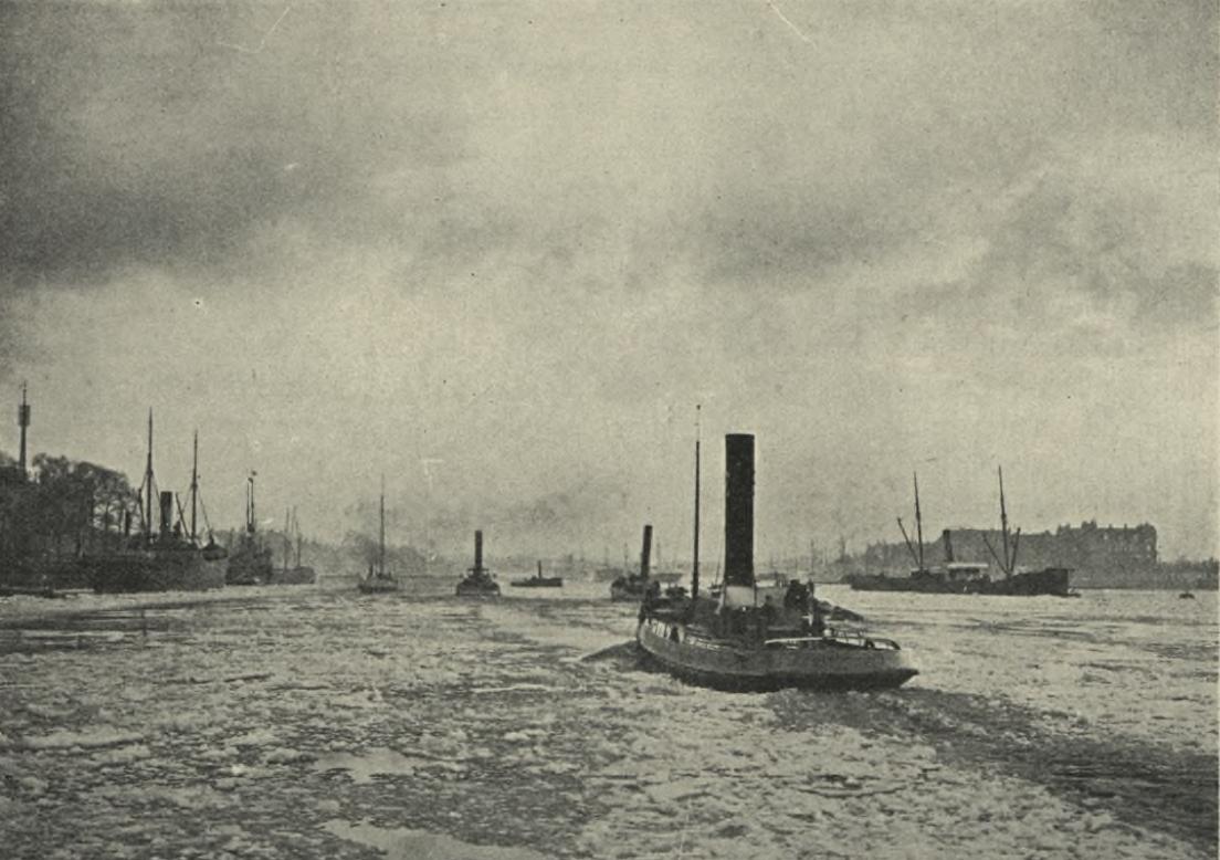 Nieuwe Maas Rotterdam