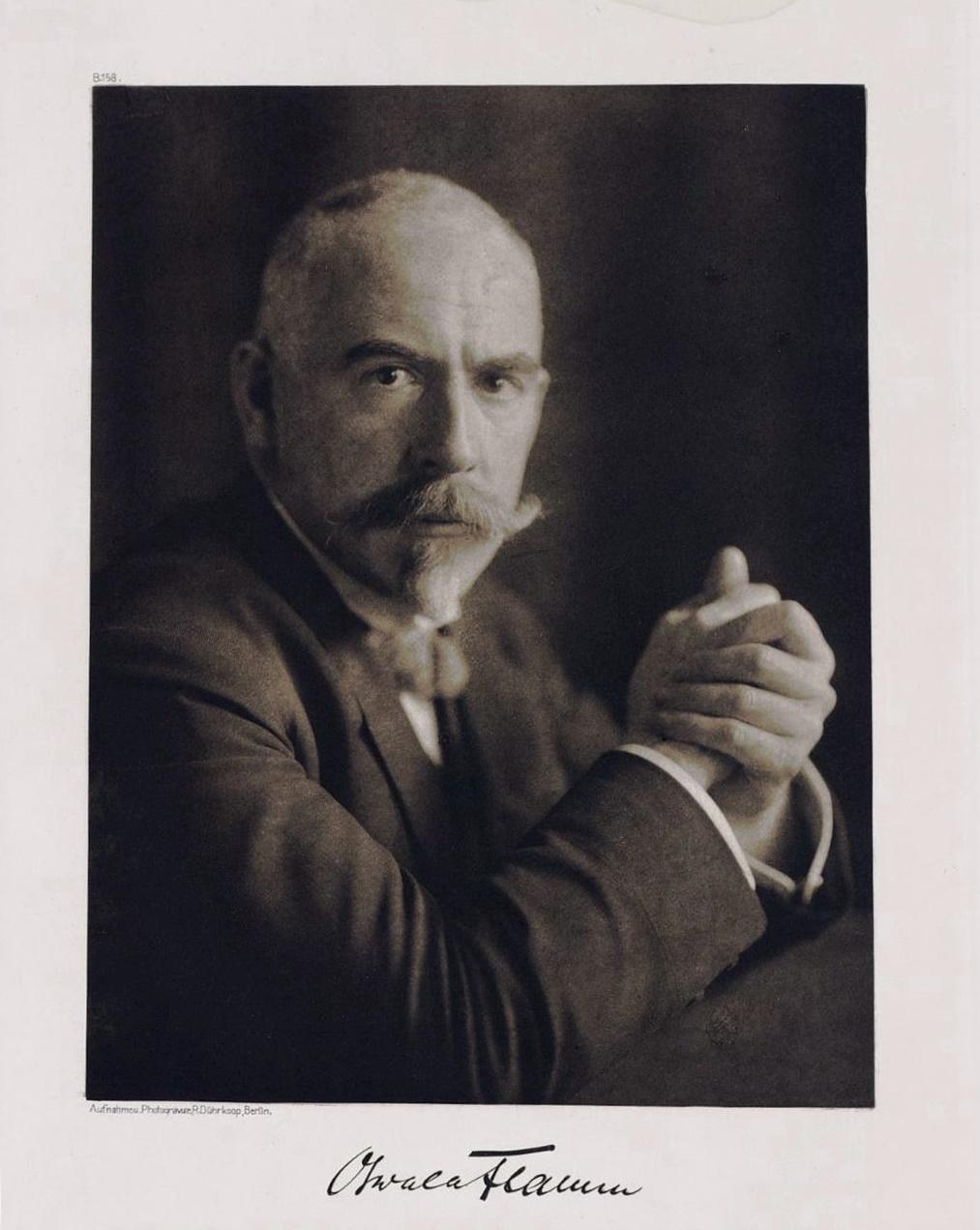 Oswald Flamm 1907