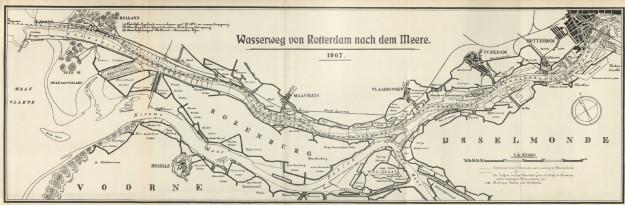 Nieuwe Waterweg 1907