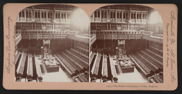 The House of Commons 1901