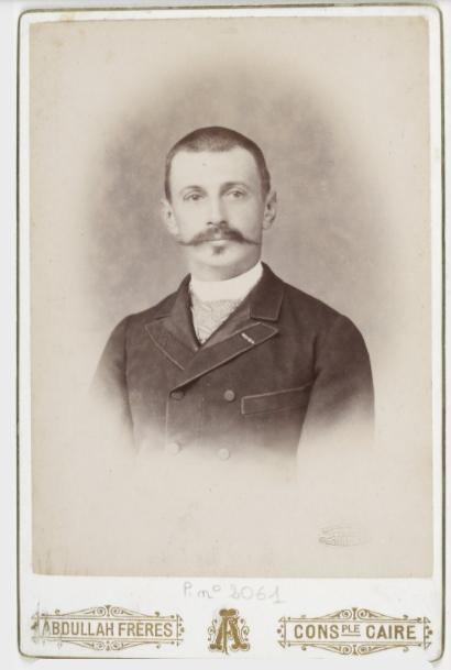 Jacques de Morgan 1892, Caire