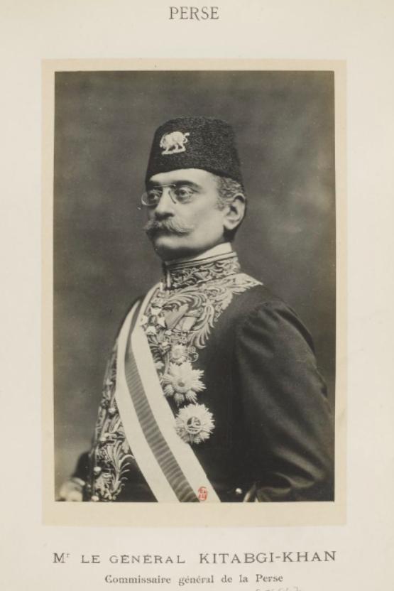 General Kitabgi Khan 1900