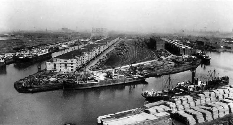 Salford Docks, Dock No. 9