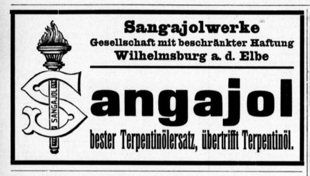 Sangajolwerke Hamburg