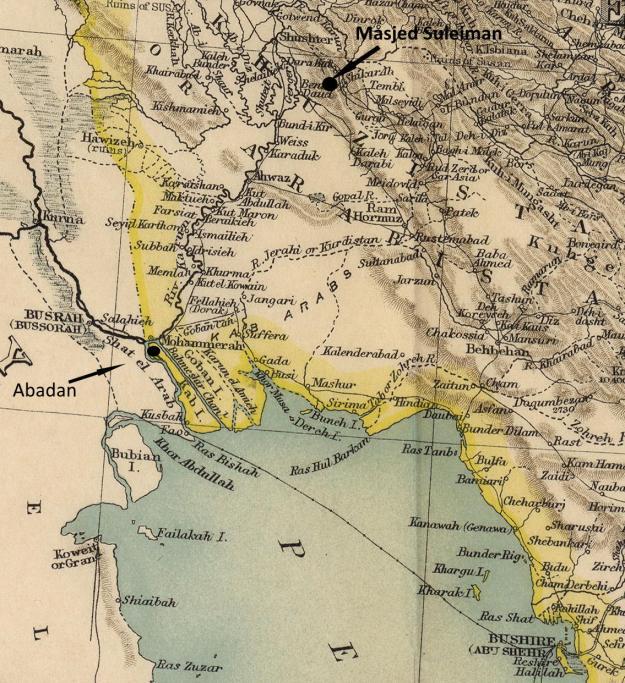 Persia 1902