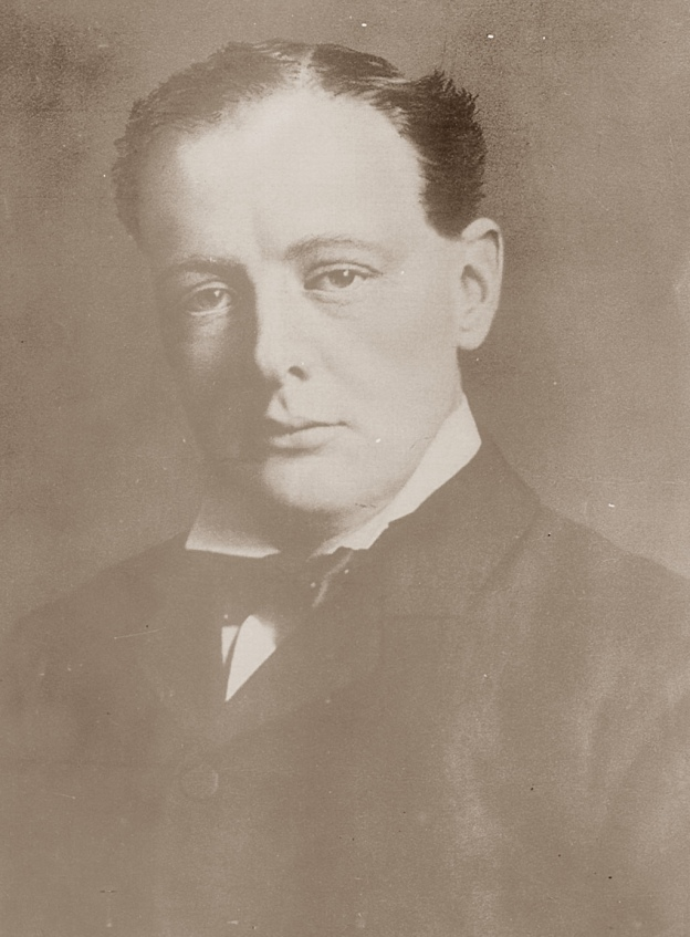 Winston Churchill 1917