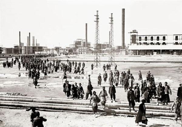 Abadan refinery 1913