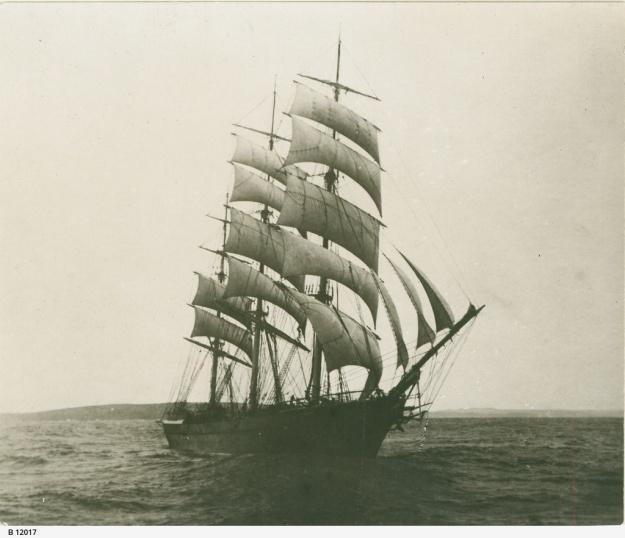 Aristides, Aberdeen White Star Line