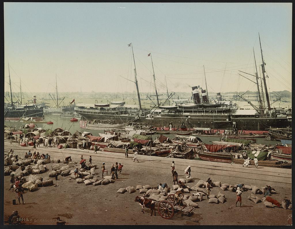 Hooghly 1890, BI steamers