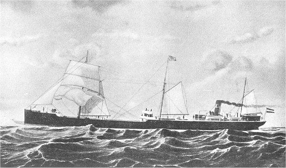 Glückauf Tanker 1886