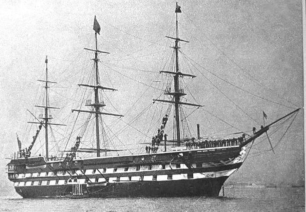 HMS Conway, Liverpool
