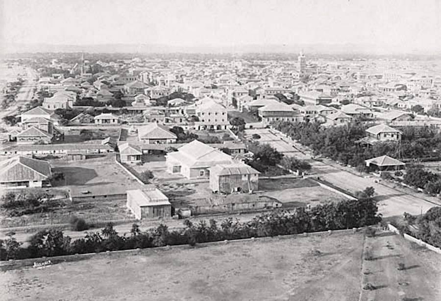 Karachi 1889