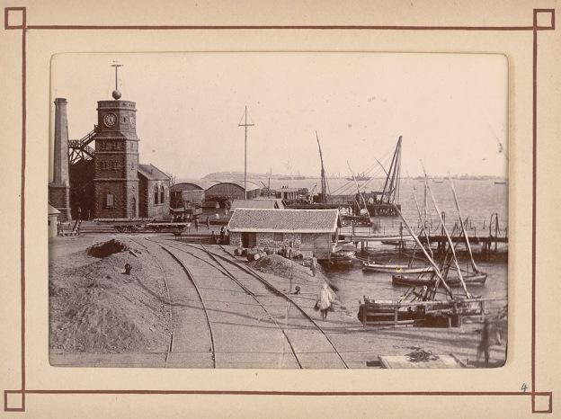 Time ball Karachi 1900