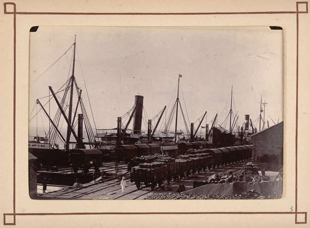 Kiamari Kai Karachi 1900
