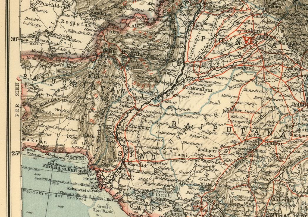 Karachi 1914