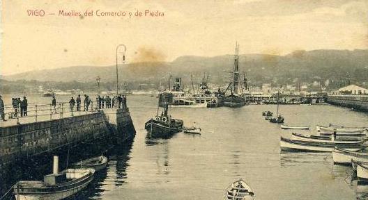 Vigo puerto