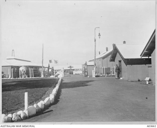 Langwarrin Camp 1917
