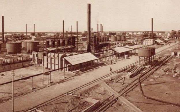 Abadan refinery