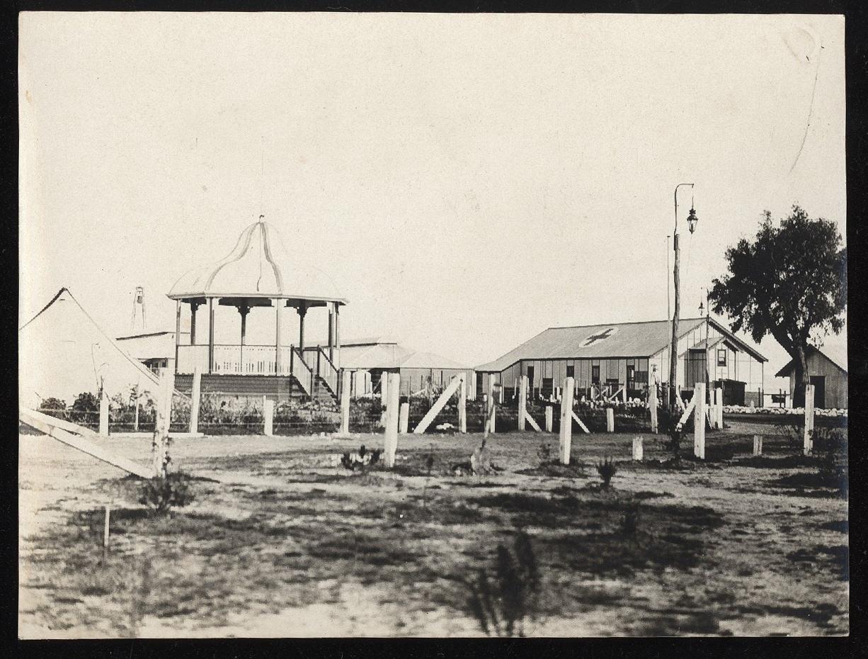 Langwarrin camp, WW1