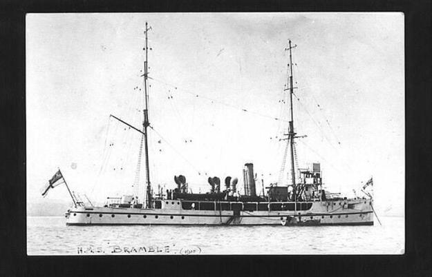 HMS Bramble 1898