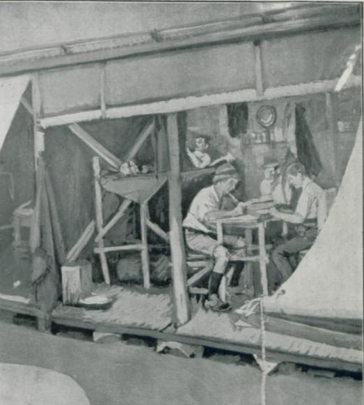 Holsworthy Camp, WW1