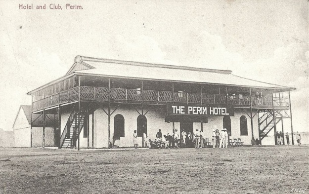 Perim Hotel 1910