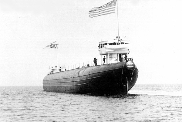 SS Sagamore, whaleback