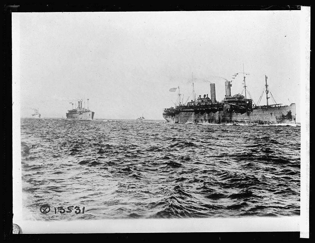 convoy 1916