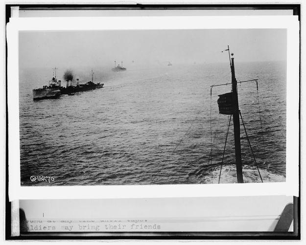 convoy 1918